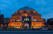 English: Photograph of the Royal Albert Hall, South Kensington, London.