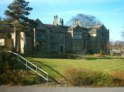 Totley Hall, inherited by Hannah Coke in 1791 from her uncle Andrew Gillimore