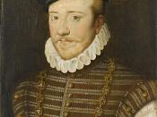 Portrait de Jacques de Savoie, duc de Nemours. Peinture.