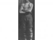Australian rules footballer Charlie Hardy (born 1887)