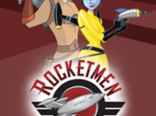 Rocketmen: Axis of Evil