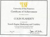 Web Marketing and Usability