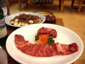 Very Expensive Korean Beef