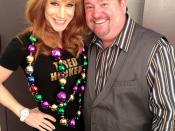 Kathy Griffin New Orleans 2012