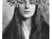English: Evelyn Florence Nesbit ca. 1902