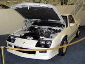 1989 Chevrolet Camaro Z28 IROC 1LE
