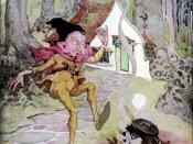 English: Old, Old Fairy Tales:
