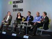 Henning Riecke, Agnieszka Brugger, Dr. Micah Zenko, Danny Rothschild, Rolf Nikel
