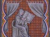 Monks like Einhard were the only readers of Tacitus for most of the Middle Ages.