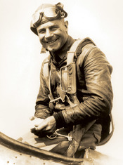 English: Jimmy Doolittle from http://www.hill.af.mil/museum