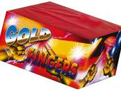 EPIC FIREWORKS - Gold Fingers fast paced barrage