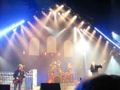 Heaven And Hell at the NEC, 2007-11-13.