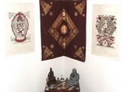 Her Sacred Altar Space
