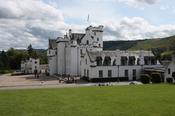 English: . Français : Blair Castle.