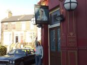 Enders Queen Vic