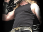 Uncle Rotter, taken at Bloodstock Open Air 2009