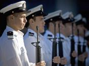 Israeli Sea Corps Soldiers