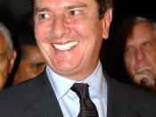 Português: O ex-presidente e atual senador brasileiro Fernando Collor.