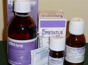 English: The anticonvulsant drugs sodium valproate, stiripentol, clobazam and midazolam.