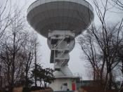English: radio observatory at yonsei.