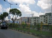 Nazrul Islam Avenue, Kolkata