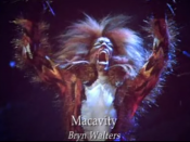 Bryn Walters as Macavity in the film version of Cats