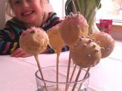 Baka Cake Pops - Resultatet