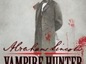 Abraham Lincoln, Vampire Hunter