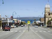 York Street - Albany, Western Australia.