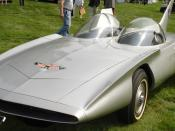 GM Firebird III concept car