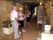 English: Mount Isa, Queensland - Underground hospital