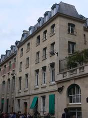 Français : Immeuble de l'éditeur Gallimard