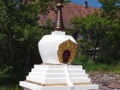 Français : Stupa compassion, Orbey