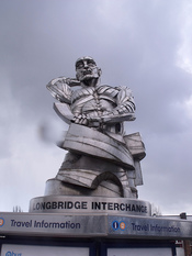 Longbridge Interchange - The Genie of Industry