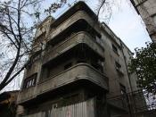 Română: Casa unde a trăit scriitorul Mircea Eliade între 1934-1940
