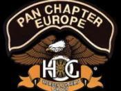 English: Pan Chapter Europe logo Français : Logo du Pan Chapter Europe