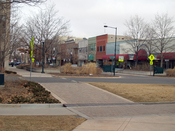 English: Downtown Greeley, Colorado