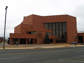 English: Union Colony Civic Center in Greeley, Colorado