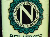 Ninkasi's Believer Double Red Ale