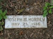 Joseph W. Horney