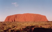 English: Ayers Rock, Uluru, Australia Deutsch: Ayers Rock, Uluru, Australien