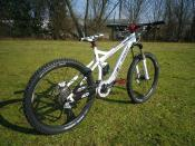 Custom build Specialized Pitch Comp 2010 for the use of AM, Enduro & Freeride