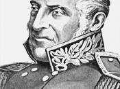 General Roger Hale Sheaffe, who took command at Queenston after Brock's death