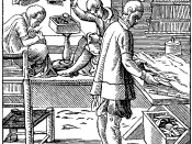 Tailor from Das Ständebuch (The Book of Trades), 1568