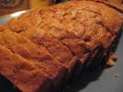 This is my grandma's banana nut bread - Still the best bn bread I've ever had! Thanks Grandma!