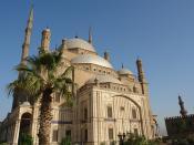 Mohammed Ali Moschee in Kairo