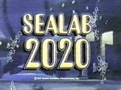 Sealab 2020 title card