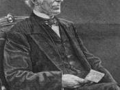 English: William Lloyd Garrison, engraving from 1879 newspaper Category:United States history images