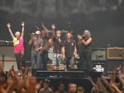 Pearl Jam koncert 2006-ban a bécsi Stadthalle-ban. / Pearl Jam 2006 Stadthalle, Wien