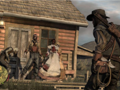 Undead Nightmare pits protagonist John Marston against a zombie outbreak.